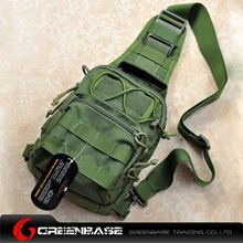 Picture of CORDURA FABRIC BackPack Green GB10009