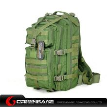 Picture of CORDURA FABRIC Tactical Backpack Green GB10026