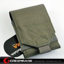 图片 CORDURA FABRIC Phone Case Ranger Green GB10048