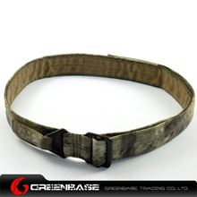Picture of Tactical CORDURA FABRIC CQB Belt A-TACS GB10053