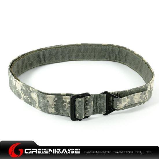 Picture of Tactical CORDURA FABRIC CQB Belt ACU GB10055