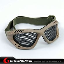 图片 TMC0403 Metal Wire Goggle Khaki GB10066