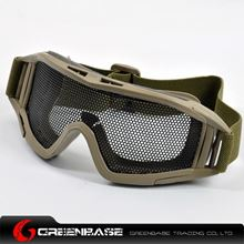 Picture of TMC0649 Metal Mesh DL style Goggle Khaki GB10068