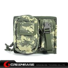 Picture of CORDURA Fabric MOLLE Modular 2 Pouch ACU GB10092