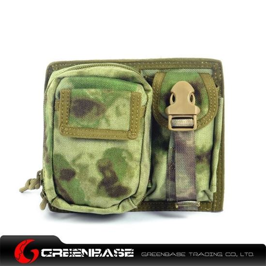 Picture of CORDURA Fabric MOLLE Modular 2 Pouch AT-FG GB10093