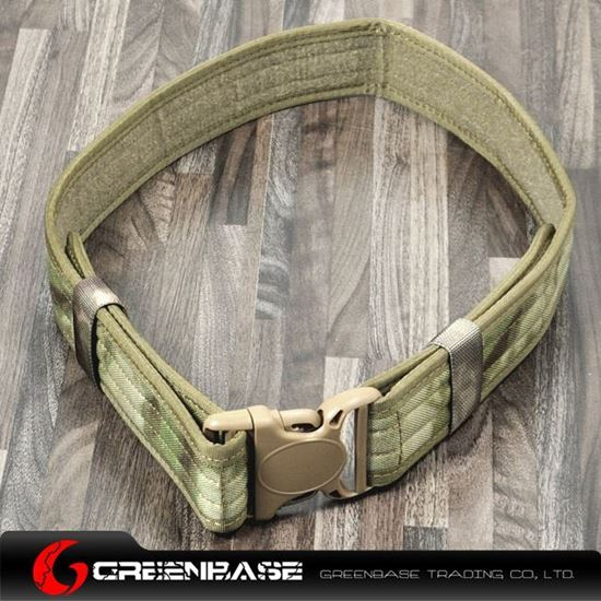 Picture of Tactical CORDURA FABRIC 2inch Belt AT-FG GB10103