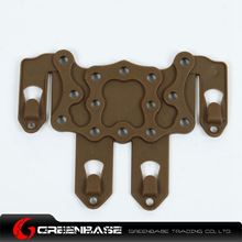 Picture of GB CQC Holster Platform Dark Earth NGA0587