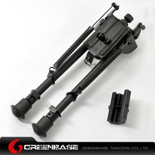 Picture of Unmark Tactical 9-15 inch Bipod Rotating with Leg Notches NGA0596