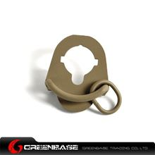 Picture of Unmark ASAP Sling Plate For M4 AEG Version Dark Earth NGA0007