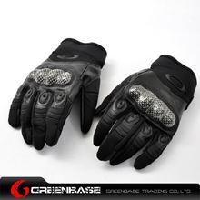 Picture of GB OK Full Finger Gloves Black-XL size NGA0793