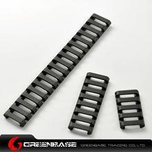 图片  EX 330 Element 18-Slot Ladder LowPro Rail Cover Black NGA0076