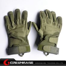 Picture of GB BH Full finger Gloves Green-XL size NGA0820