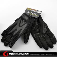 Picture of GB M-P Full Fingers Gloves Black-XL size NGA0828