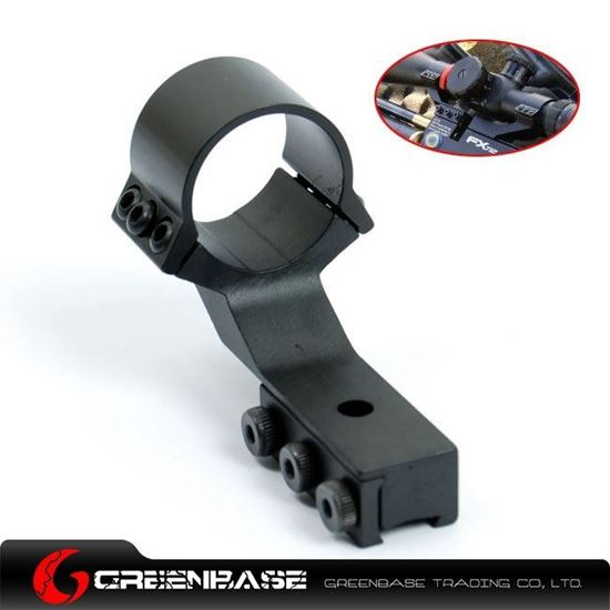 Picture of Tactical Cantilever Extended Scope 30mm Ring For dovetail rail NGA0860