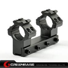 图片 Extension 1 inch One-Piece Riflescope Ring for 11mm Dovetail Rail NGA0866