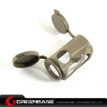 Picture of Unmark Rubber Coat For Micro T-1 Dark Earth NGA0276