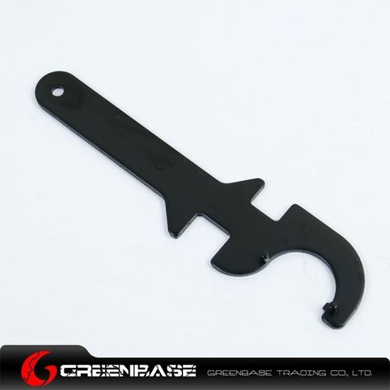 Picture of  EX 120 Element Delta Ring & Butt Stock Tube Wrench Tool NGA0112