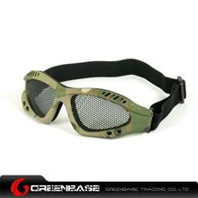 Picture of Tactical Metal Wire Goggle Multicam NGA0116