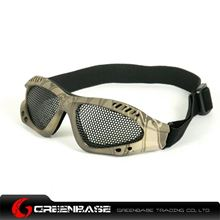 Picture of Tactical Metal Wire Goggle Mandrake NGA0119