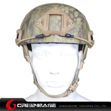 Picture of  NH 01001-Mandrake FAST Helmet-Standard TYPE Mandrake GB20014