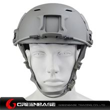 Picture of  NH 01003-FG FAST Helmet-BJ TYPE Foliage Green GB20032