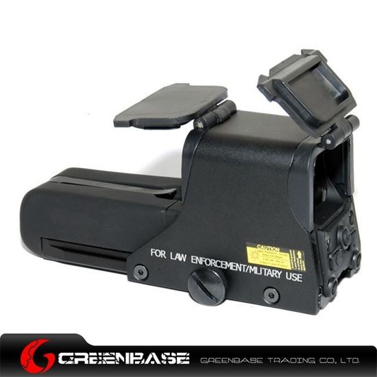 Picture of Unmark 552 Red & Green Dot Scope with cover Black NGA0171