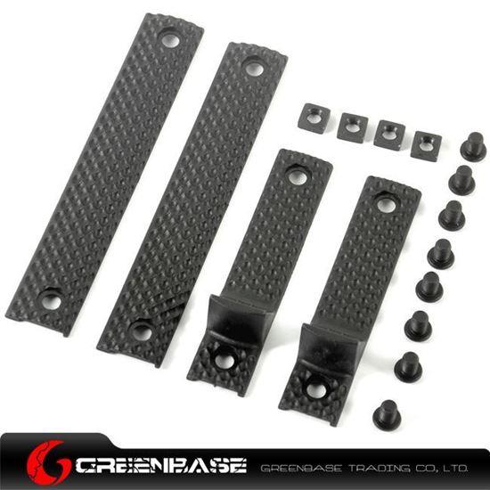 Picture of URX 3&3.1 Long Panel Kit Black GTA1185