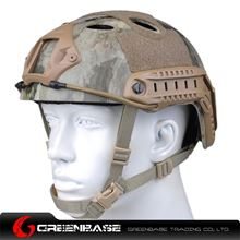 Picture of  NH 01002-A-TACS FAST Helmet-PJ TYPE A-TACS GB20020