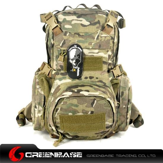 TMC1465 MOLLE Kangaroo Pack Multicam GB10145 . AR-15, AK ...
