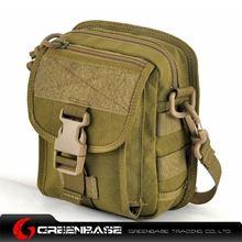 Picture of 1000D Single shoulder bag khaki GB10157