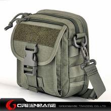 Picture of 1000D Single shoulder bag Ranger Green GB10158