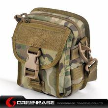 Picture of 1000D Single shoulder bag Multicam GB10160