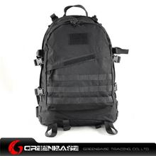 Picture of 900D 3D Field Outdoor Tactical  Rucksack Backpack Bag Black GB10165