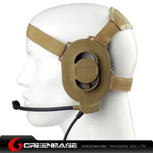 Picture of  Z 027 Bowman Elite II Tactical Headset Dark Earth GB20058