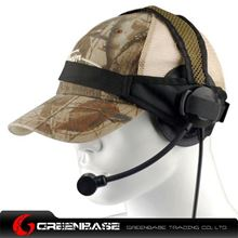 Picture of  Z 028 Selex TASC1 Tactical Headset Foliage Green GB20059