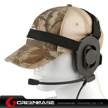 Picture of  Z 027 Bowman Elite II Tactical Headset Foliage Green GB20057