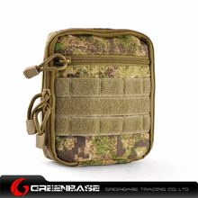 图片 9070# 1000D Tool bag Green Camouflage GB10194