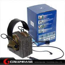 图片  Z 041 Comtac II Noise Reduction Headset With New Military Standard Plug GB20072