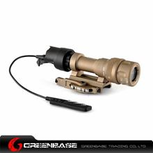 Picture of GB QD M952V Dual Output Flashlight Dark Earth NGA0689