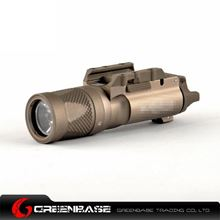 Picture of GB X300V Light Dual-Output WeaponLight Dark Earth NGA0678
