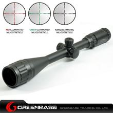 Picture of 6-24X50 Full Size AO Mil-dot Zero Locking/Resetting Scope NGA0136