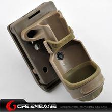 Picture of GB Flashlight Holder w/Mod-U-Lok Attachment TAN NGA0786