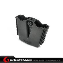 图片 GB Magazine Pouch for XDM Belt type Black NGA0787