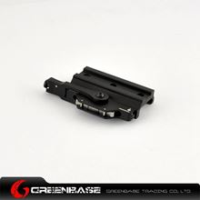 Picture of GB M93 Swing-Lever WeaponLight Rail Clamp Black NGA0885