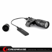 Picture of GB IFM CAM Dual Output Flashlight Black NGA0896