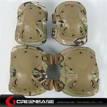 Picture of GB HT Elbow & KNEE Protective Pads Multicam NGA0342