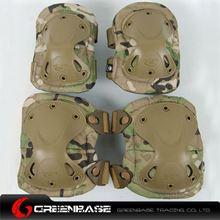图片 GB HT Elbow & KNEE Protective Pads Multicam NGA0342