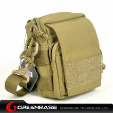 Picture of 1000D Single shoulder bag Khaki GB10208