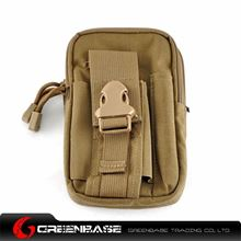 Picture of 9134# 1000D Backpack attachment bag Coyote Broun GB10228