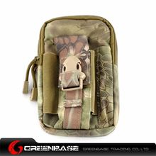 Picture of 9134# 1000D Backpack attachment bag Highlander GB10232